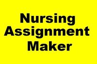 Nursing and Psychology Assignment Makers Available