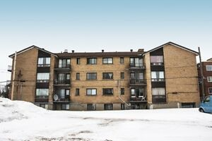 Dorval Affordable 2.5 front of a park 1 month free