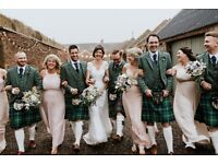 Wedding and elopement photographer in Scotland