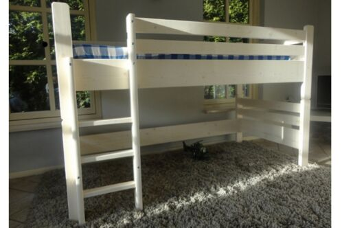 OUTLET Halfhoogslaper 3 In 1 Combi BED Stapelbed Hoogslaper