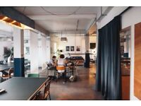 Private offices, Fixed Desks and Hot Desks in Glasgow - Just £100 per month in an amazing space