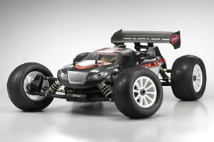 ☆ kyosho st-rr truggy 1/8 racing rc truck