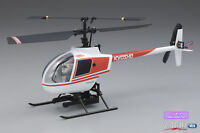 Kyosho EP Micro Helicopter Minium AD Caliber 120 Readyset Type R