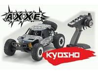 Profesional Rc car. Kyosho Axxe