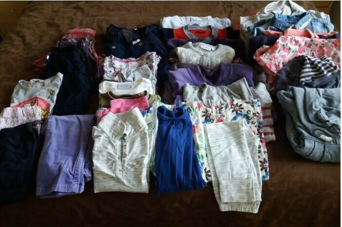 Bundle of girls clothes 2-3 years