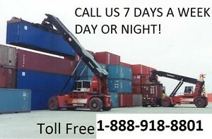 SHIPPING CONTAINERS FOR BEST SECURE STORAGE FOR SALE Kitchener / Waterloo Kitchener Area image 1