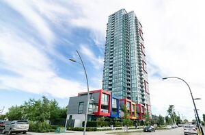 This UNIT offers Great Views and away from Skytrain noise!