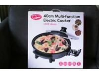 Multi function cooker pan