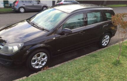 2006 Holden Astra Automtaic CDX, 1.8i, black Manly Manly Area Preview