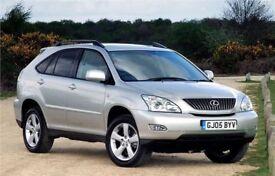 Breaking 2004 Lexus RX300 se-l auto call 07904595916