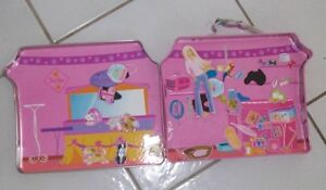 Magnetic Barbie playset for sale