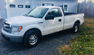 2014 F-150 XL , 2 year MVI , great truck $9950 902-210-0835