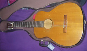 Classical 6-String Guitar Vintage 1957-1969 U.S.A. Harmony H173
