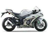 PRE REGISTERED KAWASAKI ZX10R MOTORCYCLE