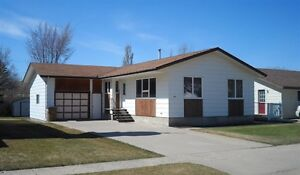 Three bedroom home in Melfort