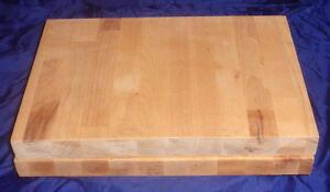 Maple Hardwood Butcher Block Slabs