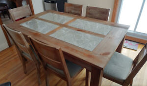 Used Dining room set