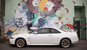 1995 Nissan Skyline GTR V-Spec