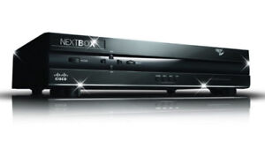 Rogers cable: Cisco Nextbox 2.0 Explorer 8642HD PVR set top box
