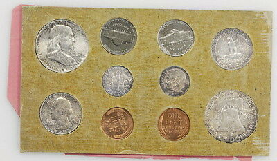 Click now to see the BUY IT NOW Price! 1957 US MINT SET SILVER COINS