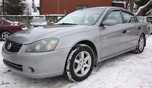 2005 Nissan Altima 2.5S AUTO**loaded**LOW MILEAGE ONLY 80,000KM