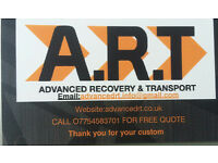 Recovery and transport West Midlands Coventry Nuneaton rugby Birmingham