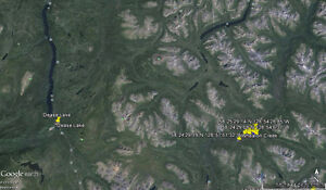 HUGE Placer Gold Claim - Ferry + Philippon Ck, Boulder City, BC Prince George British Columbia image 3