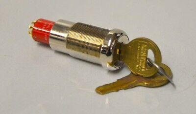 Grayhill Rotary Key Switch Military 08m45-01-1-03n
