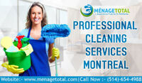 Professional Cleaning Service Montreal - #25 CAD$ /  Per Hour