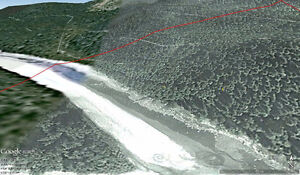 Placer Gold Claim- Fraser River, near Quesnel, BC - Q16 Prince George British Columbia image 2