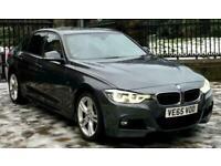 2015 BMW 3 Series 335d xDrive M Sport 4dr Step Auto *LCI FACELIFT*HPI CLEAR*FSH*