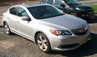 Acura ILX Premium 2015 Leather 1880KM Silver 344$ Month tx incl.