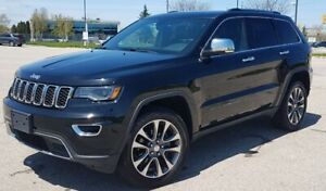 2018 Jeep Grand Cherokee LIMITED -- LOADED LUXURY EDITION 4X4