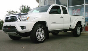Toyota Tacoma TRD Wheels complete