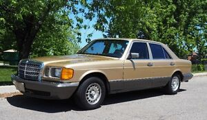 1984 Mercedes Benz 300SD **RESTORED LIKE NEW**