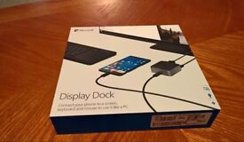 Brand New Microsoft dock for continuum