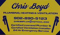 Plumbing repairs, plumbing services, water treatment ventilation
