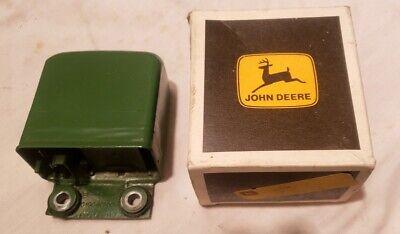 John Deere Oem Nos Voltage Regulator At 31413 12 V 820 920 2020 830 1120