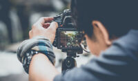 Contract videography services