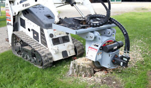 OSHAWA STUMP GRINDING & REMOVAL SERVICES