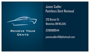 Dent Repair by Remove Your Dents ( pdr dent repair )