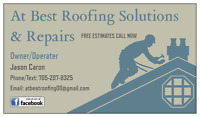 At Best Roofing Solutions & Repairs CALL TODAY