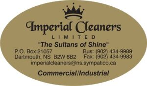 Part time cleaners for Nova Scotia Power