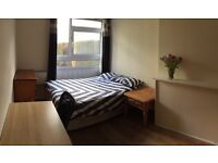 Massive double room in Mile End - Bow. £170pw