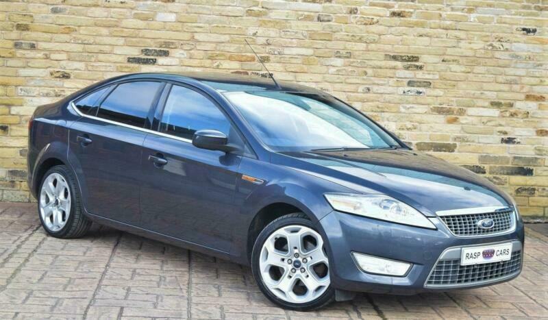 2009 Ford Mondeo 2 0 Tdci Titanium X Diesel 2 Owners From