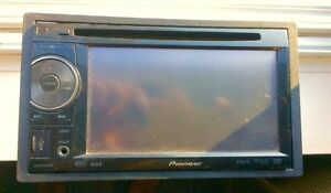 Pioneer touch screen sterio