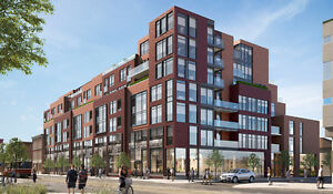 Great New Project at875 Queen St E in Leslieville