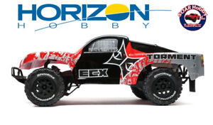 Soar Hobby has ECX Torment 2WD RC Car Tax Included Sale !!