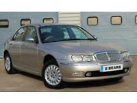 2001 (Y) Rover 75 2.0 V6 Connoisseur Manual 4dr Saloon