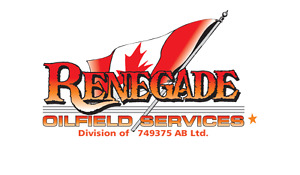 Renegdae Oilfield Services.Fully Licensed Heavy-Duty Shop